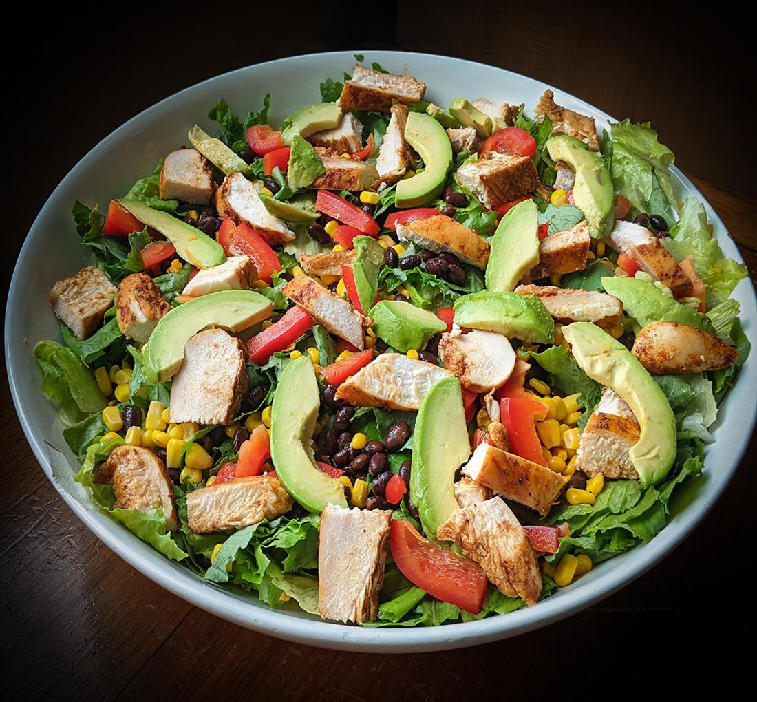 Weavers Southwestern Chicken Salad